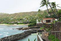 ON AN ADVENTURE - HAWAII