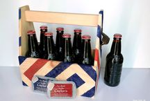 Wood Crafts / Crafts made with wood, wood totes, pallets and other wood projects.