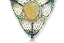 Art Noveau jewellery