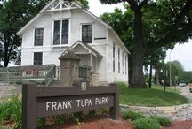Historic Sites / Hennepin County is full of fantastic historic sites, some private, some open to the public.