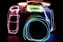 light painting project