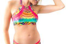 Mandami bikini's en monokini's / You can't buy happiness. But you can buy a bikini and that's pretty close!
