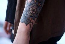 Tetoválások nekem!
