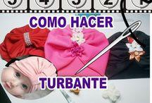 turbantes