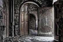 Ruined life / Abandoned buildings and ruins.