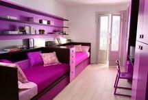 Bedroom / by Tabatha Clark