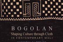 TEXTILS AFRICANS - BOGOLAN