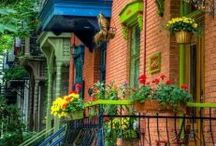 Architecture, Art, & Photos / Photographs of lovely buildings, gardens, and landscapes