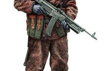 Wehermacht Troops