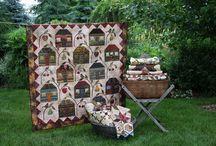 Quilts van Edyta Sitar