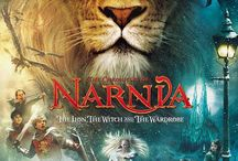 The Chronicles of Narnia / One day, I came in my wardrobe. I don't know why. And, betweeny old jackets, I found a pine leaf. I walked, and walked, and then I found a forest of pines. When I came out of the, I saw a street lamp. And then, most important of all, I met a lion, called Aslan. And then, I understood. I was in Narnia.