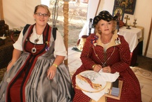 Faire Fun and Living History / We perform at Celtic and Ren. faires; and Scottish Games and Gatherings. We portray 16th C. Isle of Man Royal household retainers and Fabric Merchants and seagoing persons and Scottish Nobles and Seagoing property relocation personnel (pirates).