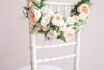 Fabulously Floral Wedding / Everything you may want or need for a fabulously floral themed wedding!