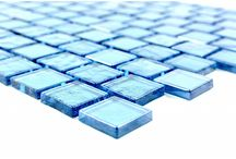 Landscape Pool Glass Tile Collection