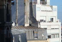 Paris architecture et street art