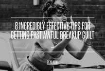 Breaking up is hard