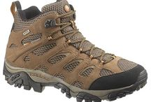 Hiking Boots / Have confidence in boots that can take you the distance. Durable and trustworthy, Hi-Tec and Merrell.