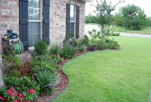 Project - Front Flower Beds / To do summer of 2015