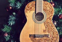 doodle guitare