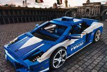 lego della polizia