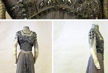 Robes et féerie