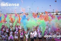 THE COLOR RUN UTRECHT 2014 / Be healthy, Be happy, be you!