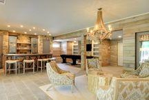 Basement / ideas for basement renovation / by Lisa Legaspi