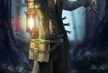 RPG - POSTACIE - MEDYCY / DOKTORZY ZARAZY