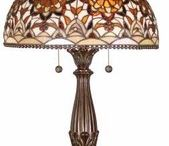 Tiffany lamps / by Marcy Larson