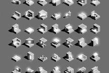 Architecture - schemes