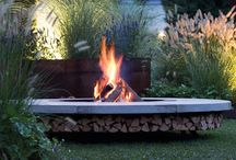 Fire bowls and pits
