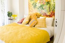 Lemon Bedroom / Colour for one of the 7 bedrooms I need to decorate
