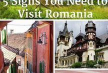 "Romania Travel / This is one of those countries that seems to be popping up on all the ""hot destination"" lists. With good reason. It has so much of what you'll find in many of the western European countries - for a fraction of the cost! Think beyond Dracula and Transylvania and you'll be pleasantly surprised at this incredible country!"