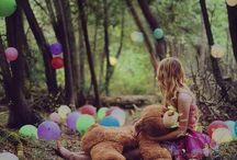 Children's photoshoot ideas