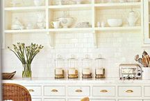 Kitchens / by Tiffany Hix Photography