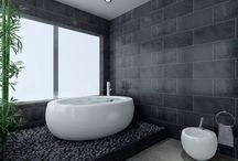 Baños / Propuesta de cuartos de baños para conseguir que tu casa sea un hogar acogedor adaptado a tu estilo.