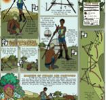 Afristar educational posters / Afristar Foundation has developed a set of Educational A2 poster resources to be used to educate children, the youth and communities around South Africa on specific aspects of sustainable livelihoods, food production, greening and land care. The development of educational posters plays an important role in our communications strategy to educate the people of South Africa on how to utilise our available natural wealth in ways that are sustainable and that produce value for our communities.