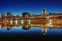Je suis Montréal / City of Montreal, Quebec Canada Things to do. Places to go. Best city. Best people.
