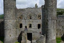 Castles Wales