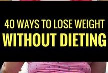 40 easy ways to loose weight