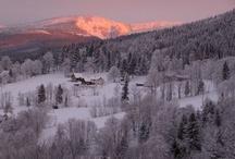 Krkonoše - Karkonosze  -  Reisengebirge - Giant Mountains