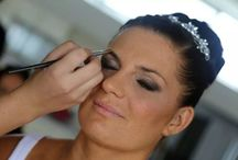 Makeup and highlight by Bella Brides