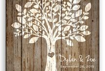 Personalized Wedding Gifts / Personalized wedding gifts to make