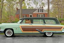 Station Wagons / by Larry Lovett