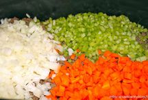 soups in a crock pot