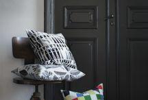 Текстил в шведски стил / Когато говрим за скандинавски стил, особено в текстила, няма как да не споменем умелата комбинация от традиционното с характерния облик на съвременното, пренесени върху принт.