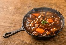 Recepty - hovězí, mleté maso, vnitřnosti, uzeniny, ryby / Recepty - hovězí maso