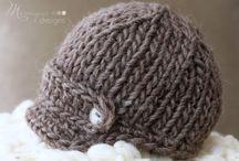 Modelli di cappello a maglia