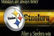 Steelers Fan Art  / by Steeler Addicts