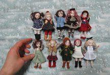 so small dolls.